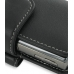 Samsung Epix i907 Leather Holster Case (Black) handmade leather case by PDair