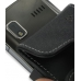 Samsung Focus Leather Flip Case (Black) top quality leather case by PDair