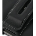 Samsung Focus Leather Holster Case (Black) protective carrying case by PDair