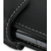 Samsung Focus Leather Holster Case (Black) handmade leather case by PDair