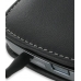 Samsung Focus Leather Sleeve Pouch Case (Black) protective carrying case by PDair