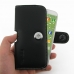 Samsung Galaxy S4 Leather Holster Case top quality leather case by PDair