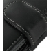 Samsung Galaxy Gio Leather Holster Case (Black) genuine leather case by PDair