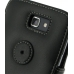 Samsung Galaxy Note Leather Flip Cover protective carrying case by PDair