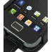 Samsung Galaxy Ace Leather Flip Case top quality leather case by PDair