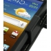 Samsung Galaxy W Leather Flip Cover (Black) top quality leather case by PDair