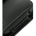 Samsung Galaxy W Leather Holster Case (Black) handmade leather case by PDair