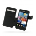 Samsung Galaxy S2 Leather Flip Cover offers worldwide free shipping by PDair