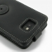 Samsung Galaxy S2 Leather Flip Top Case protective carrying case by PDair