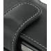 Samsung Blackjack II SGH-i617 Leather Holster Case (Black) handmade leather case by PDair