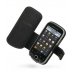 Samsung Intercept M910 Leather Flip Cover (Black) offers worldwide free shipping by PDair