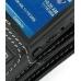 Samsung Blackjack SGH-i607 Leather Flip Case (Black) genuine leather case by PDair