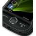 Samsung i8000 Omnia II Leather Sleeve Case (Black) top quality leather case by PDair