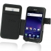 Samsung Galaxy S2 Skyrocket Leather Flip Cover custom degsined carrying case by PDair
