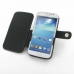 Samsung Galaxy Mega 5.8 Leather Flip Cover top quality leather case by PDair