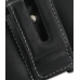Samsung Galaxy Mini Leather Holster Case (Black) protective carrying case by PDair