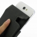 Samsung Galaxy Note 2 Leather Flip Case handmade leather case by PDair