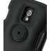 Samsung Galaxy Nexus Leather Flip Cover protective carrying case by PDair