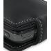 Samsung M8910 Pixon12 Leather Flip Case (Black) top quality leather case by PDair