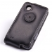 Samsung Galaxy Player 3.6 Leather Flip Top Case protective carrying case by PDair