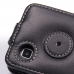 Samsung Galaxy Player 3.6 Leather Flip Top Case top quality leather case by PDair