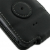 Samsung Galaxy Pocket Leather Flip Case protective carrying case by PDair