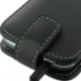 Samsung Galaxy Ace Plus Leather Flip Top Case handmade leather case by PDair