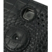Samsung SGH-i780 Leather Flip Cover (Black Croc) protective carrying case by PDair