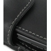 Samsung Google Nexus S Leather Holster Case (Black) handmade leather case by PDair