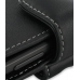 Samsung OMNIA 7 Leather Holster Case (Black) genuine leather case by PDair