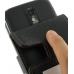 Samsung Galaxy S2 T989 Leather Flip Case (Orange Stitch) handmade leather case by PDair