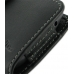 Samsung Wave 3 Leather Holster Case (Black) handmade leather case by PDair