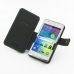 Samsung Galaxy Player 4.2 Leather Flip Cover top quality leather case by PDair