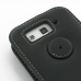 Samsung Galaxy Win Duos Leather Flip Top Case protective carrying case by PDair
