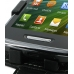 Samsung Wave Y Leather Flip Case (Black) top quality leather case by PDair