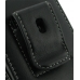 Samsung Wave Y Pouch Case with Belt Clip (Black) protective carrying case by PDair