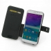 Samsung Galaxy Grand Max Leather Flip Cover top quality leather case by PDair