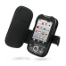 Samsung Galaxy 5 / Galaxy Europa Leather Flip Cover (Black) offers worldwide free shipping by PDair