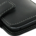 Samsung Galaxy Y Duos Leather Flip Cover handmade leather case by PDair