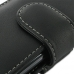 Samsung Galaxy Y Duos Leather Holster Case genuine leather case by PDair