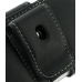 Samsung Galaxy Y Leather Holster Case (Black) protective carrying case by PDair