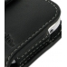 Samsung Galaxy Y Leather Holster Case (Black) handmade leather case by PDair