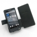 Sony Walkman F880 F886 Leather Flip Cover top quality leather case by PDair