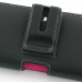 Sony Xperia SP (in Slim Cover) Holster Case genuine leather case by PDair