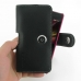 Sony Xperia SP (in Slim Cover) Holster Case top quality leather case by PDair