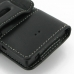 Sony Xperia Miro Leather Holster Case (Black) handmade leather case by PDair