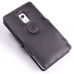 Sony Xperia ZL Leather Flip Cover protective carrying case by PDair