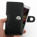 Sony Xperia ZL Leather Holster Case top quality leather case by PDair