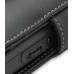 MWg UBiQUiO 503G Leather Flip Cover (Black) top quality leather case by PDair