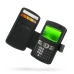 MWg UBiQUiO 503G Leather Flip Cover (Black) offers worldwide free shipping by PDair